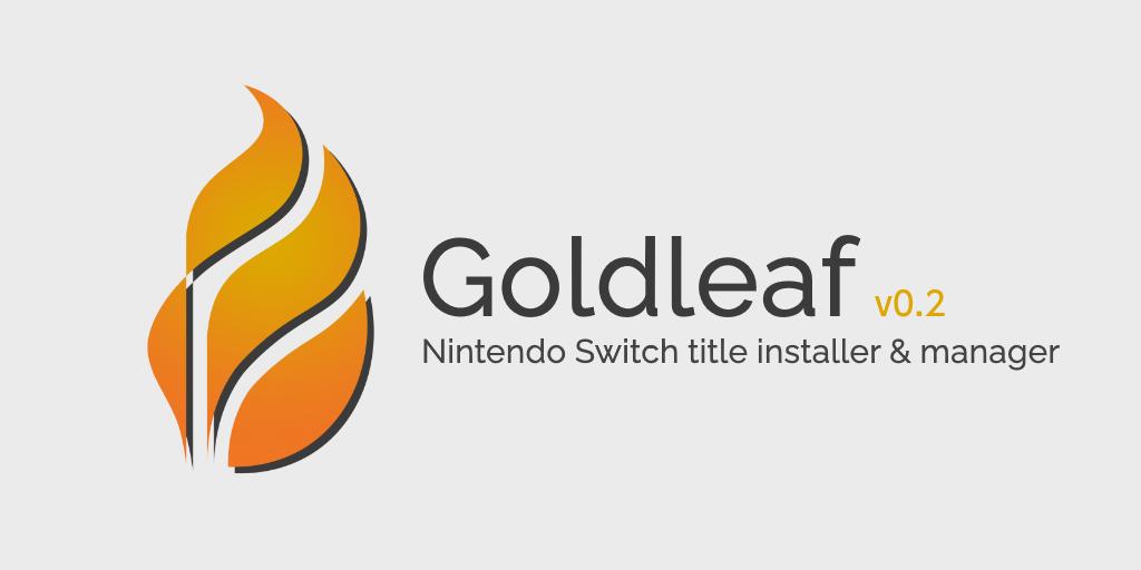 Goldleaf v0.2 (MAJ)