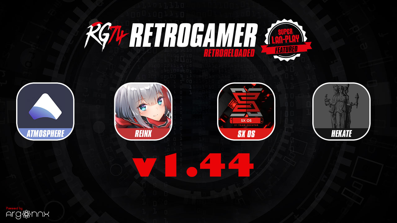 Retro Reloaded v1.44 disponible