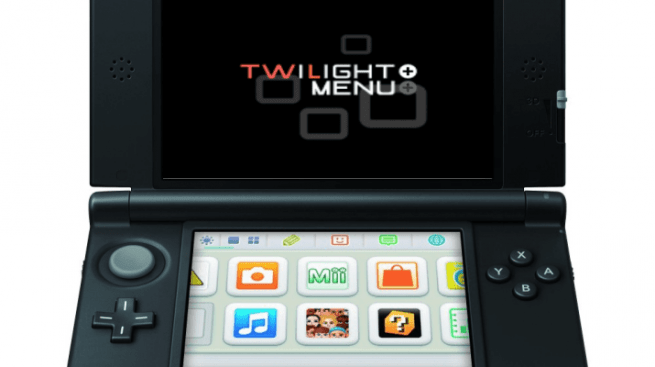 Installer TwiLight Menu++ sur une 3DS/2DS