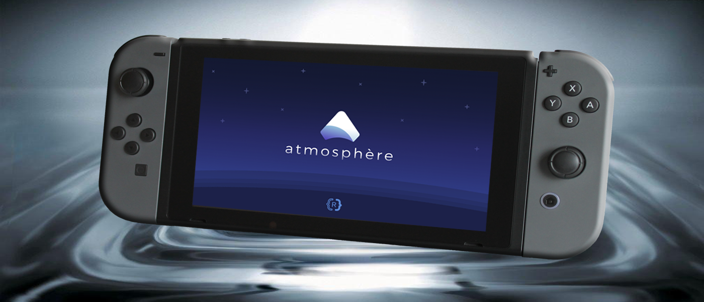 Atmosphere 0.9.4 disponible pour firmware 9.0.0