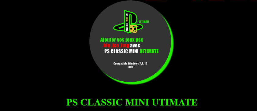 PS Classic Mini Ultimate v2.9a